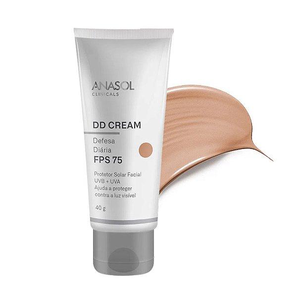 Anasol DD Cream Protetor Solar Facial FPS75 40g
