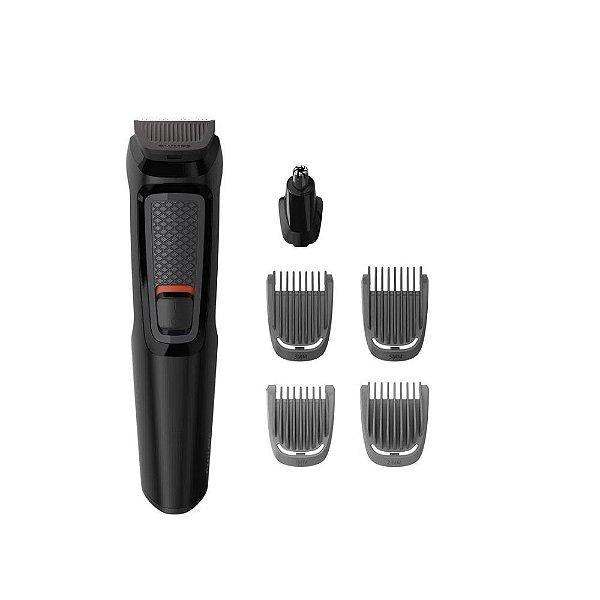 Philips Aparador de Pelos Multigroom com 6 acessórios - MG3711/15