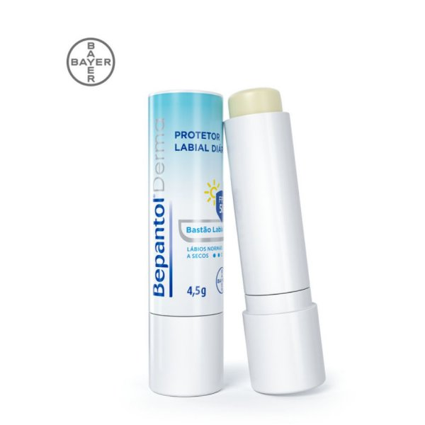 Bepantol  Protetor Labial Diário FPS50 4,5g