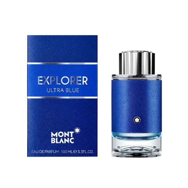 Montblanc Explorer Ultra Blue Perfume Masculino Eau de Parfum 100ml