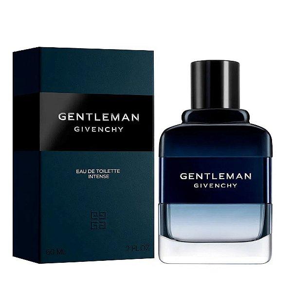 Givenchy Gentleman  Perfume Masculino EDT Intense 60ml