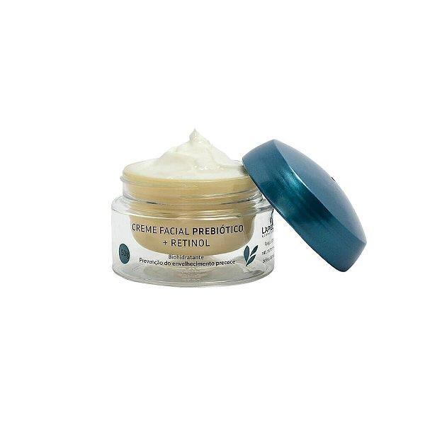 L´apiely Creme Facial Prebiótico + Retinol 50g