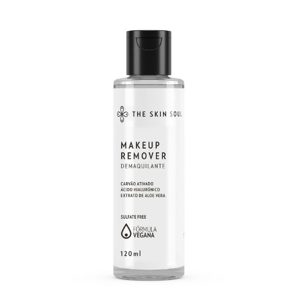 The Skin Soul MAKEUP Remover Demaquilante 120ml