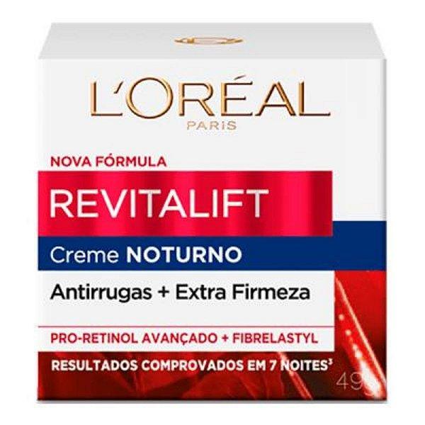 Loreal Paris Revitalift Creme Noturno 49g