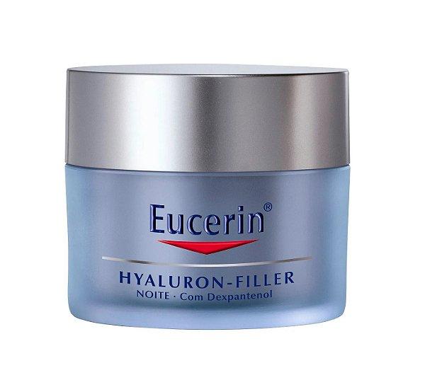 Eucerin Hyaluron Filler Noite Creme Anti-idade 50g