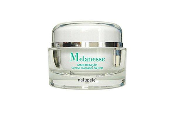 Natupele Melanesse Manutenção Clareador Facial 30g