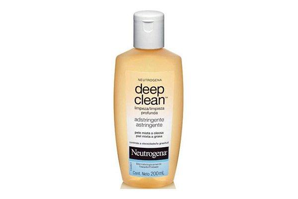 Neutrogena Deep Clean Adstringente 200ml