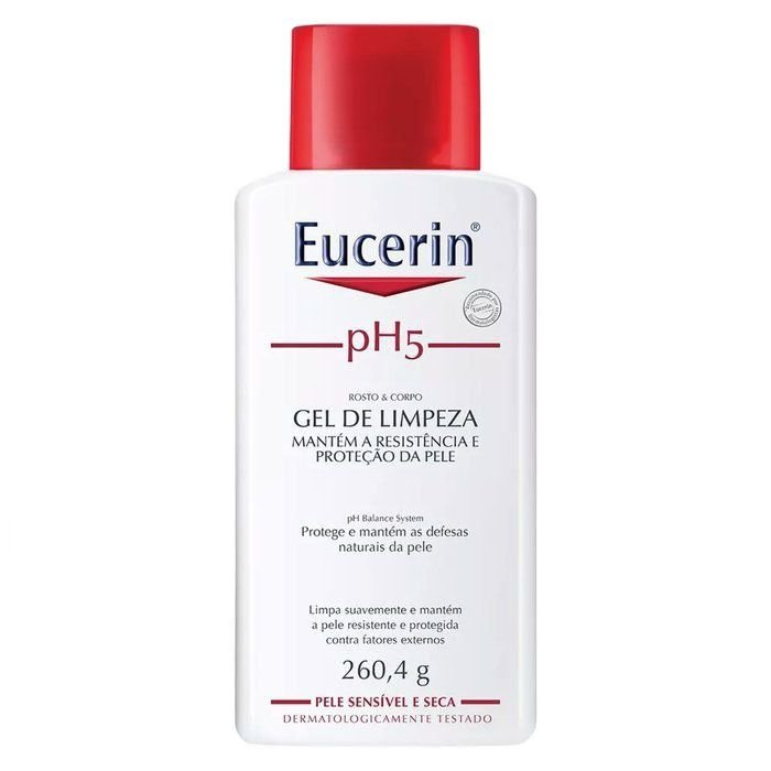 Eucerin Ph5 Gel de Limpeza 260ml