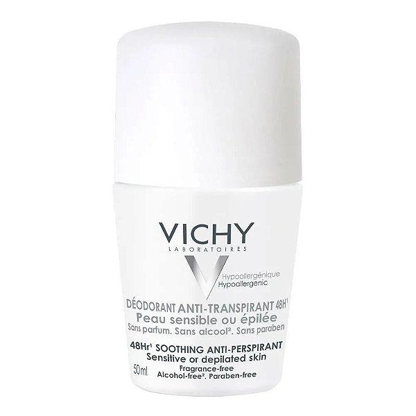 Vichy Desodorante Antitranspirante 48H Peles Sensíveis 50ml