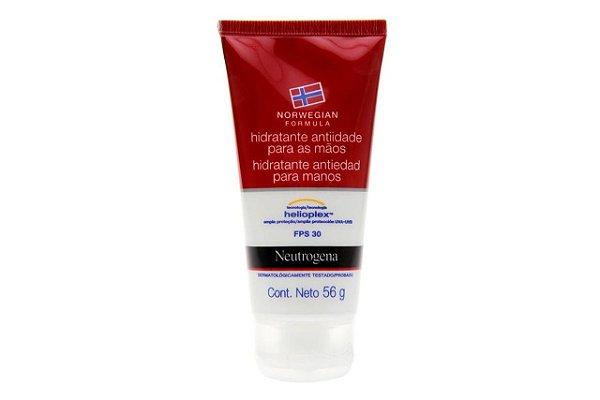 Neutrogena Norwegian Hidratante Anti-idade Mãos FPS30 56g