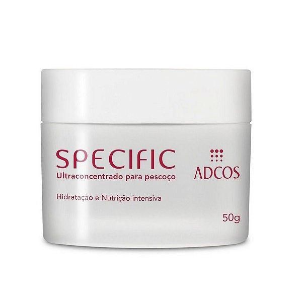 Adcos Specific Ultraconcentrado para Pescoço 50g
