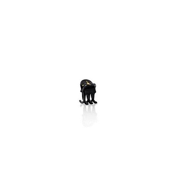 Finestra Mini Tridente Preto N281P 1.0X2.0