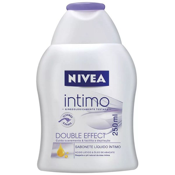 Nivea Intimo Double Effect 250ml