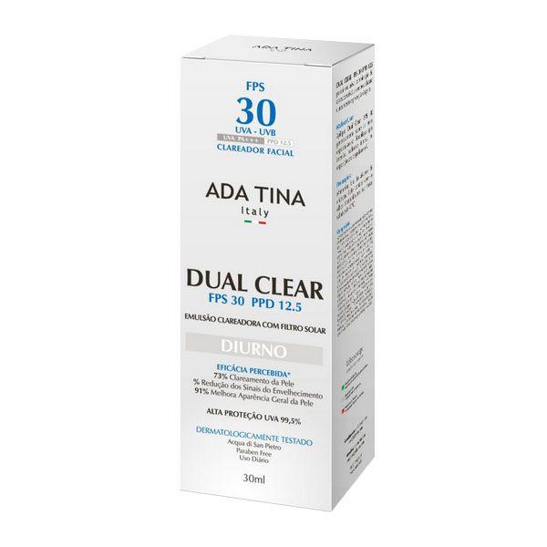 Ada Tina Dual Clear FPS30 30ml