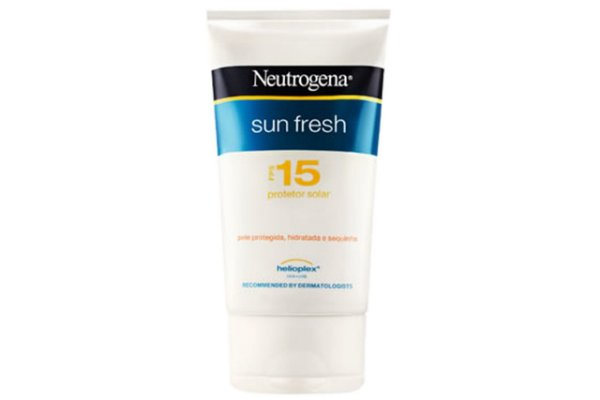 Neutrogena Sun Fresh FPS15 120ml