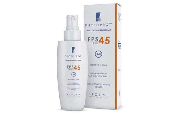 Biolab Photoprot Fluido FPS45 150ml