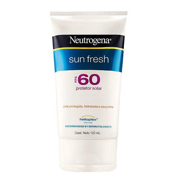 Neutrogena Sun Fresh FPS60 120ml