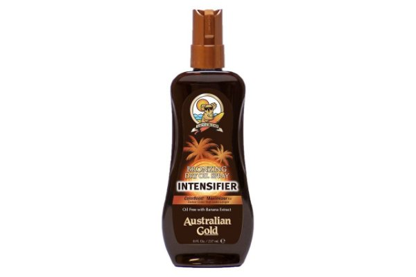Australian Gold Bronzing Intensifier Dry Oil Spray 237ml