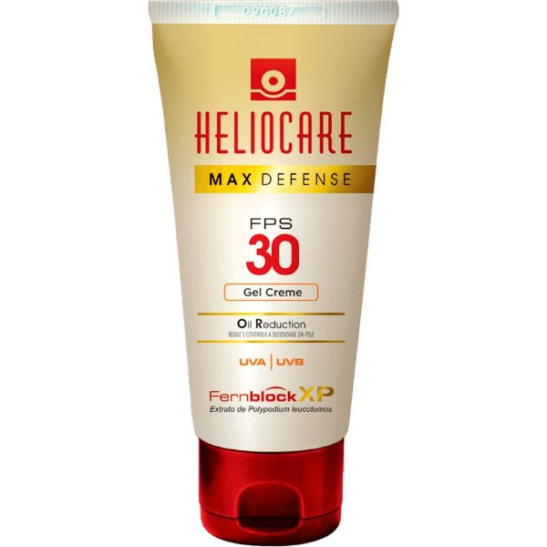 Melora Heliocare Max Defense Gel Creme FPS30 Oil Reduction 50g
