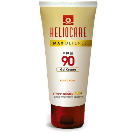 Melora Heliocare Max Defense Gel Creme Protetor Solar FPS90 50g