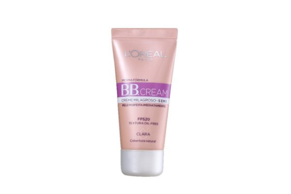Loreal Paris Bb Cream Base Media 5 Em 1 FPS20 30ml