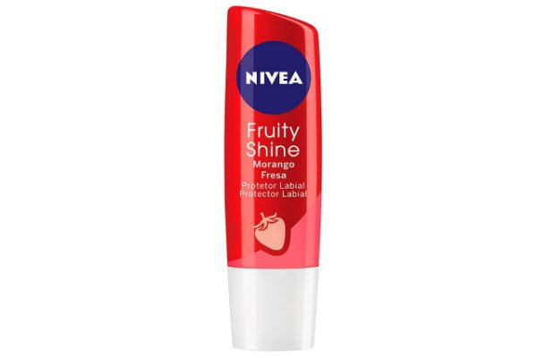 Nivea Protetor Labial Fruity Shine 4.8G
