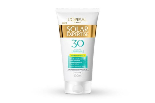 Loreal Paris Solar Expertise Supreme Protection FPS30 120ml