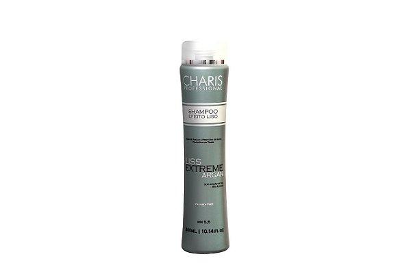 Charis Shampoo Liss Extreme Argan 300ml