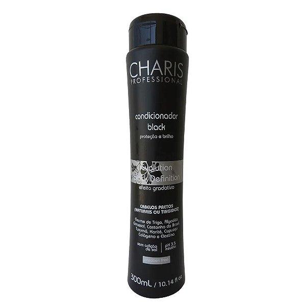Charis Condicionador Black Evolution Black Definition 300ml