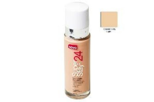 Maybelline Base Super Stay 24 Classic Ivory Light 30ml