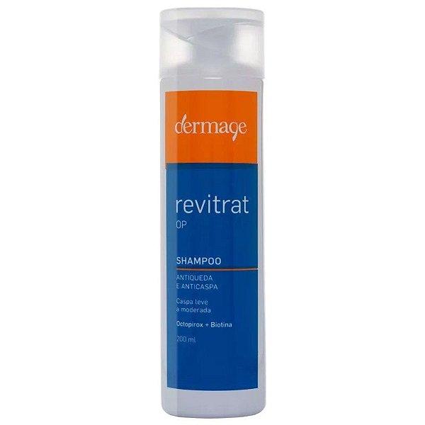 Dermage Revitrat Op Shampoo Anticaspa 200ml