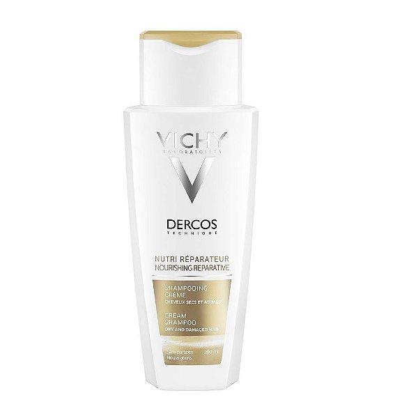 Vichy Shampoo Dercos Nutrirreparador 200ml