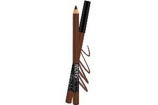 Maybelline Lápis Delineador De Olhos Color Show 20 Marrom 5g