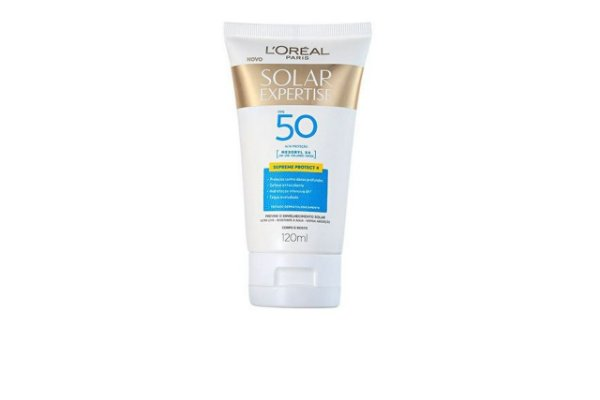 Loreal Paris Solar Expertise Supreme Protection FPS50 120ml
