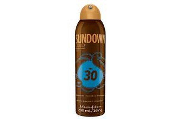 Sundown Gold Spray FPS 30 200ml
