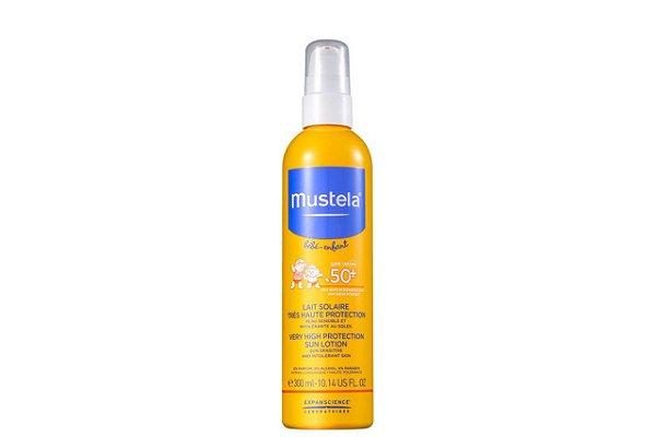 Mustela Protetor Solar Infantil Spray FPS50+ 300ml