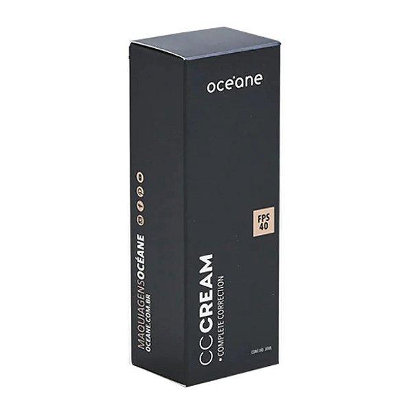 Oceane CC Cream Complete Correction FPS40 30ml