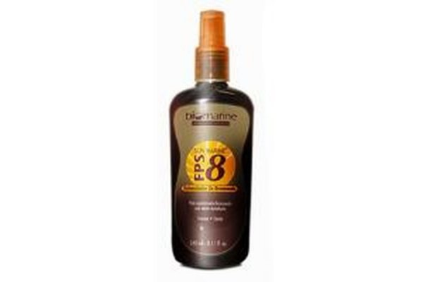 Biomarine SunMarine FPS 8 Estimulador de Bronze Spray 240ml