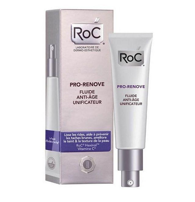 Roc Pro-Renove Uniformizador Fluido 40ml