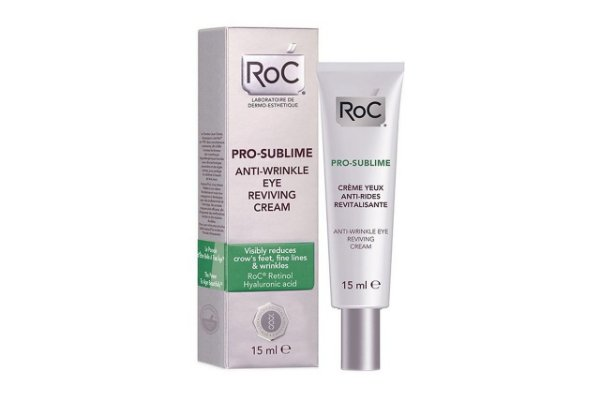 Roc Pro-Sublime Creme Antirrugas para Olhos 15ml