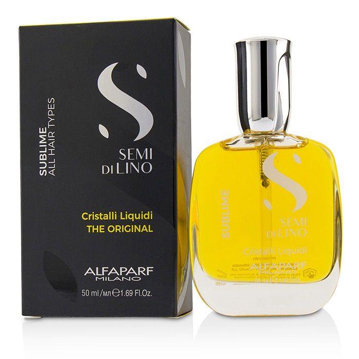 Alfaparf Semi Di Lino Serum Diamante Cristalli Liquidi 50ml