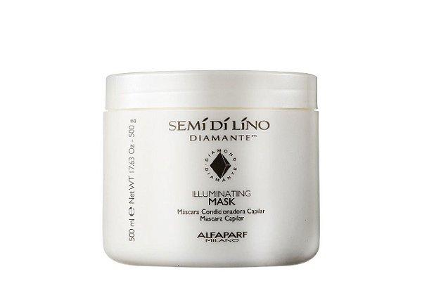 Alfaparf Semi Di Lino Diamante Illuminating Care Máscara 500g