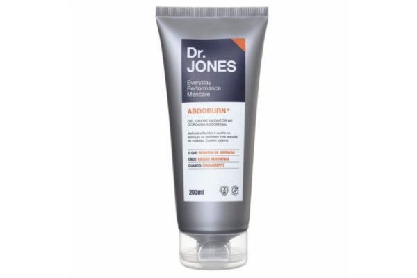 Dr Jones Abdoburn Redutor de Gordura Abdominal 200ml