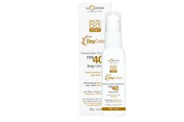La Vertuan Protetor Solar BB Cream FPS40 Bege Claro 60g