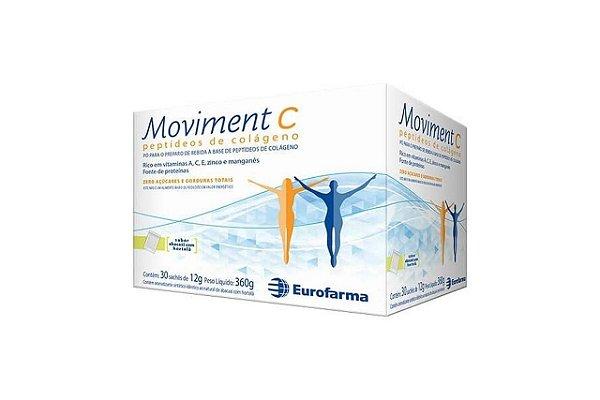 Eurofarma Moviment C 12g 30Saches