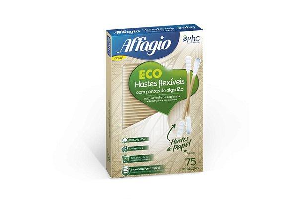 Affagio Hastes Flexíveis Ecologia 75un
