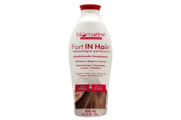 Biomarine Fort In Hair Condicionador Energizante 200ml