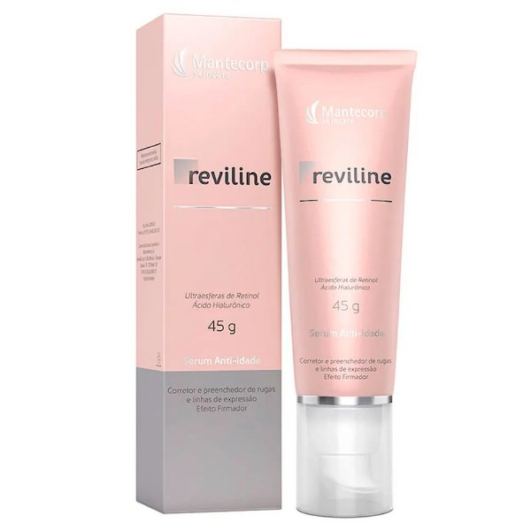 Mantecorp Reviline Serum Anti-idade 45g