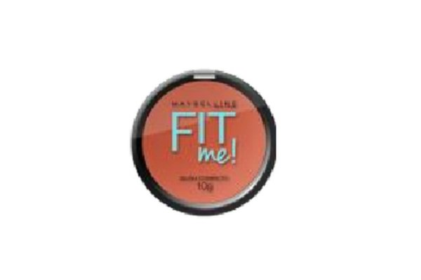 Maybelline Fit Me! Blush 06 Feito para Mim 10g