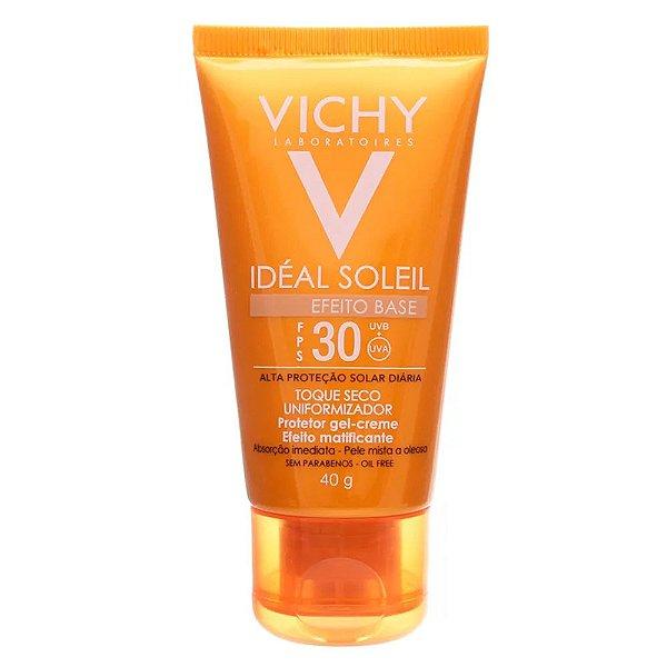 Vichy Ideal Soleil Protetor Solar FPS30 com Cor 40g